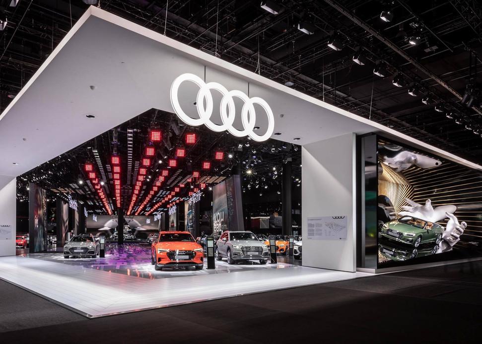 Audi IAA 2019