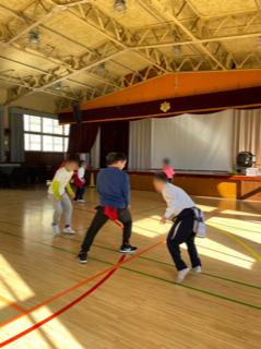 運動療育プログラム7回目