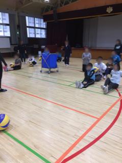 運動療育プログラム5回目