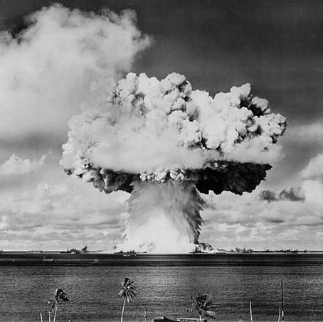 Nuclear testing at Bikini Atoll, National Archive/Newsmakers, 3/1/1954