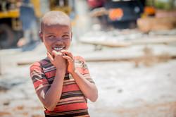 Salaita Kenya- Saire little boy smiling