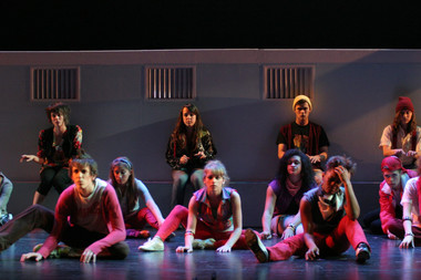 Northwestern National High School Institute Productions