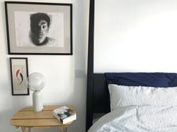 Mater bedroom details