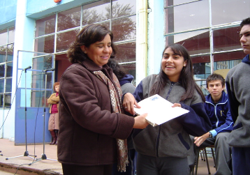 Entrevista Hilda Reyes Aravena