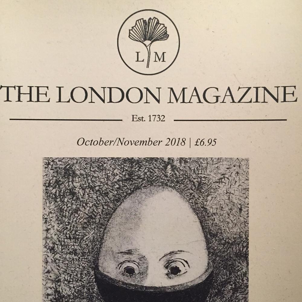 Benjamin Aleshire Poet for Hire London Magazine