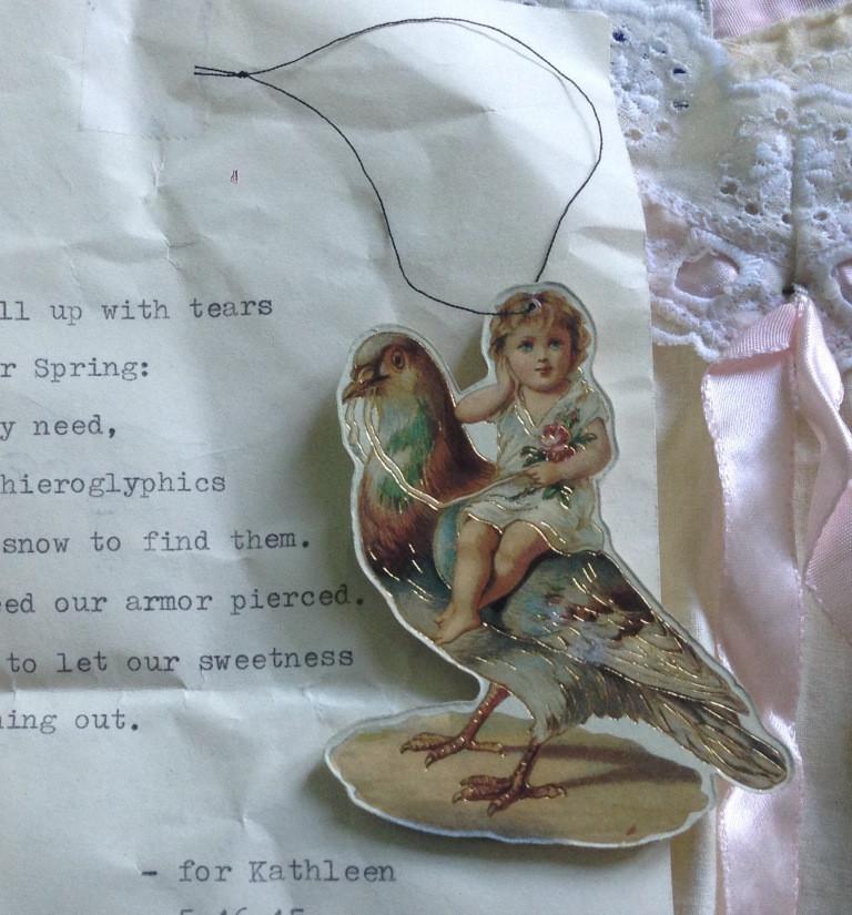 Benjamin Aleshire, poet for hire