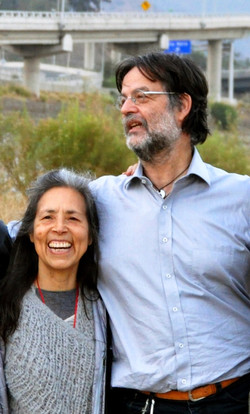 Cecilia Vicuña & Jose Pérez de Arce
