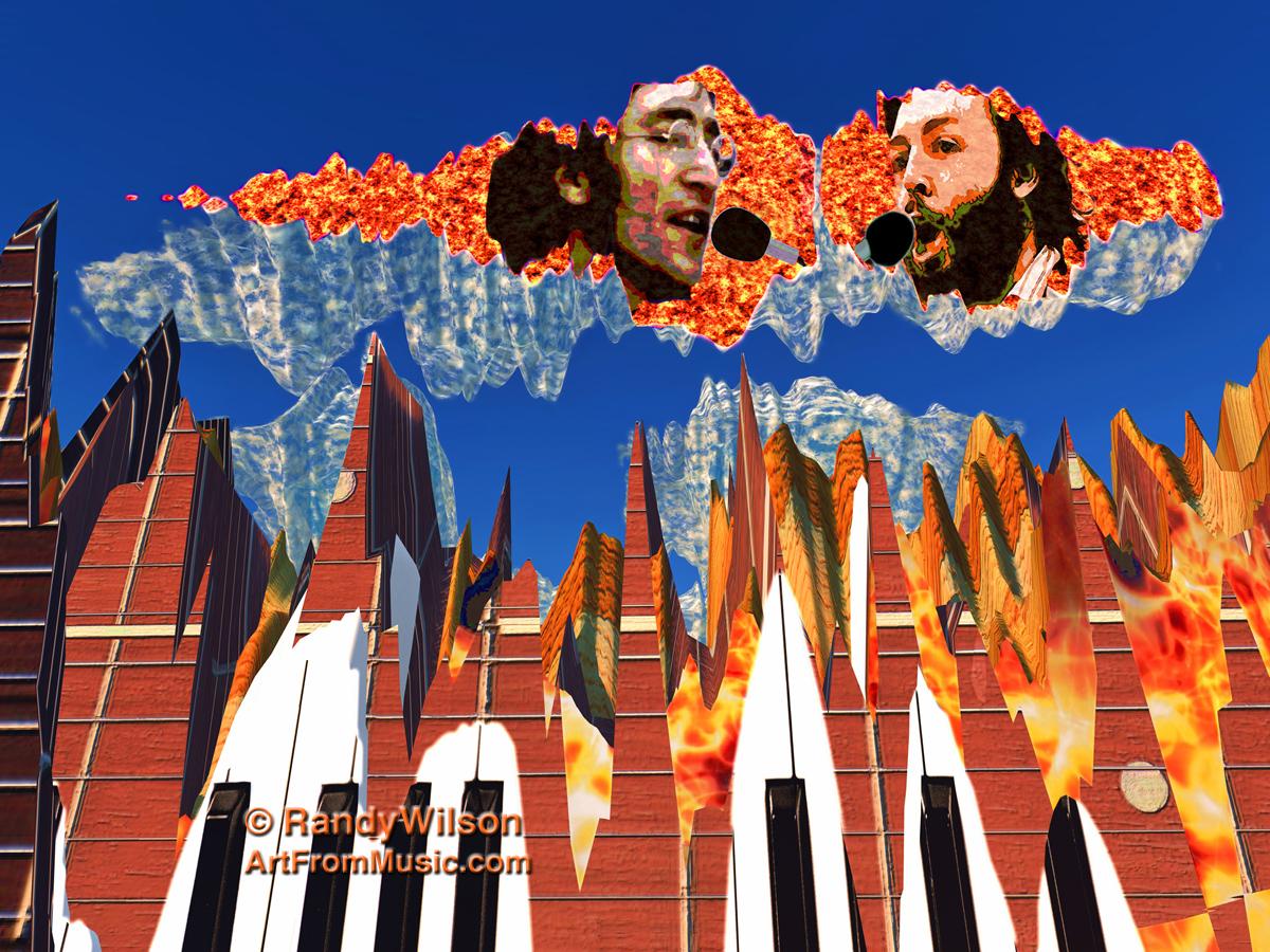 Cloud Singers - Don't Let Me Down