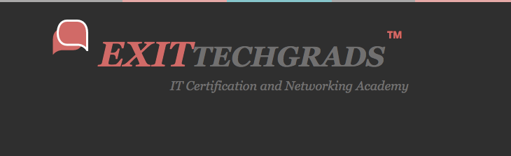 Ccna Course | EXIT TechGrads | Best Networking Institute in