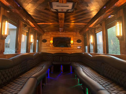 Rustic Dreamliner Interior Finished