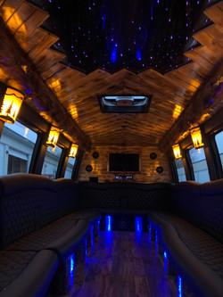 2020 Northwood's Interior
