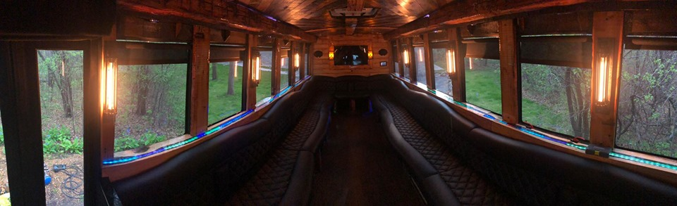 Rustic Dreamliner Panoramic
