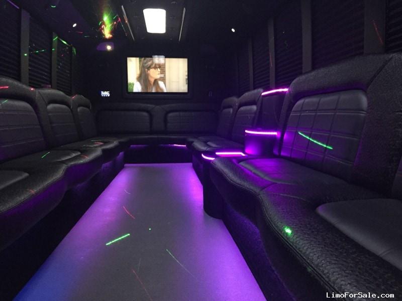 White Dreamliner Interior