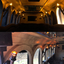 Castle Dreamliner Stone Arches