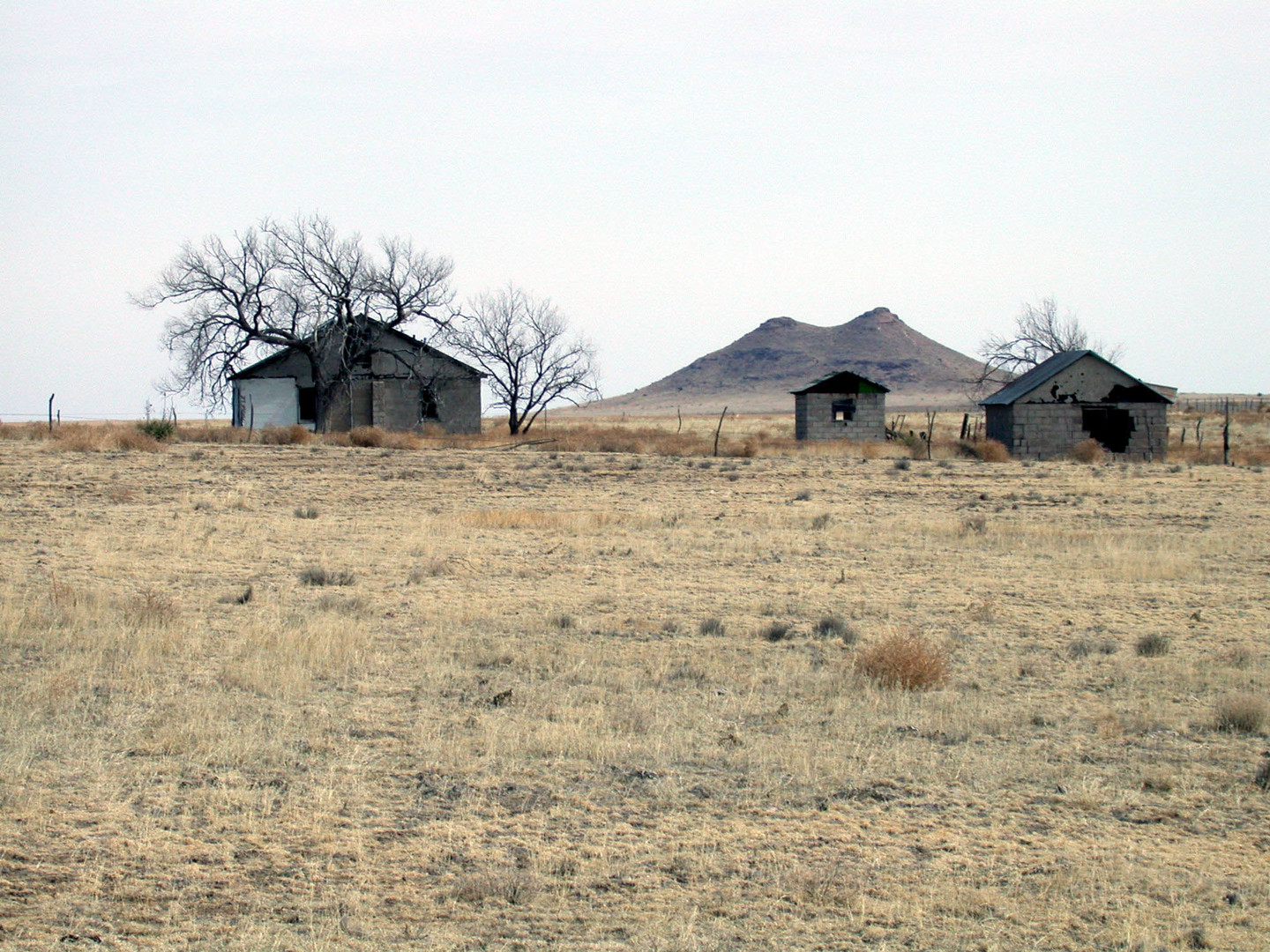 Two Buttes Homestead