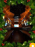 Christmas Northwoods Party Bus