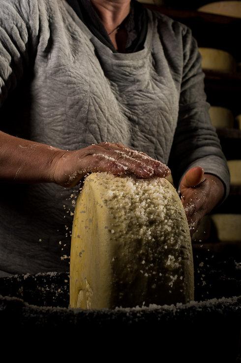marion ossiniri fabrication du fromage