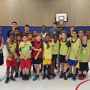 Fête du basket 2016