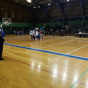 Les U13 au Stade Français
