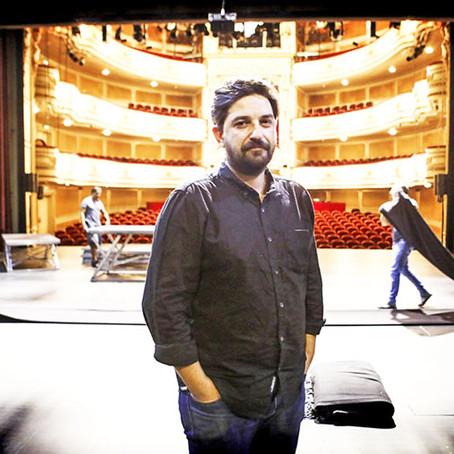 """Tiago Rodrigues """"feliz"""" por dirigir """"o mais belo festival do mundo"""""""