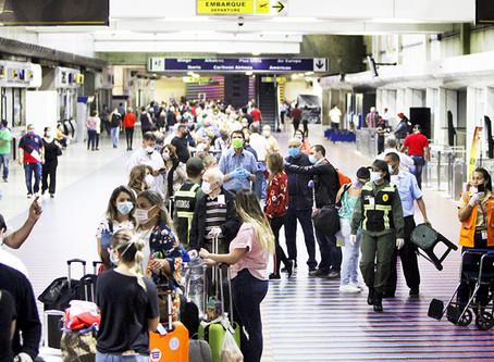 Covid-19: Portugal repatriou 181 portugueses apanhados pela quarentena na Venezuela