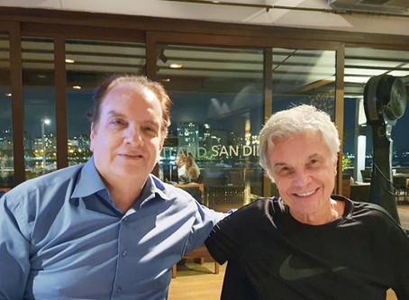 Jantar da diretoria da Sociedade Brasileira de Cirurgia Plástica
