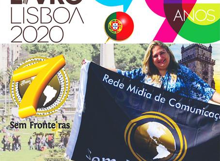 """""""Rede Sem Fronteiras"""" dá visibilidade à lusofonia na Feira do Livro de Lisboa"""