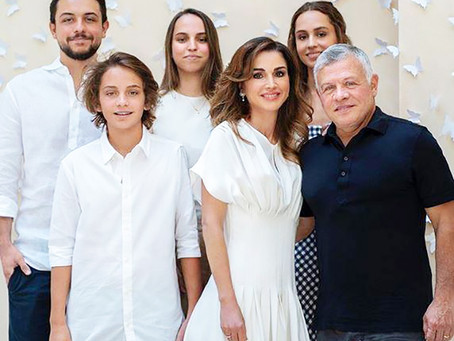 Aniversário da Rainha Rania, da Jordania
