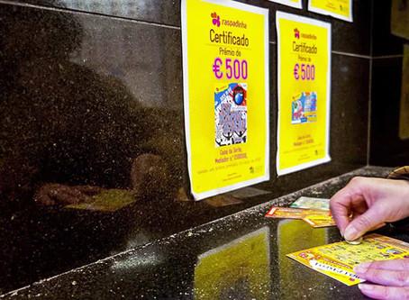 Apostas 'online' em jogos de fortuna ou azar crescem para 2,3 mil ME no 1.º semestre