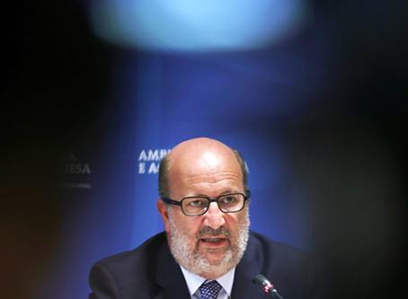 Escassez de água e seca são prioridade da Presidência Portuguesa do Conselho da UE - ministro