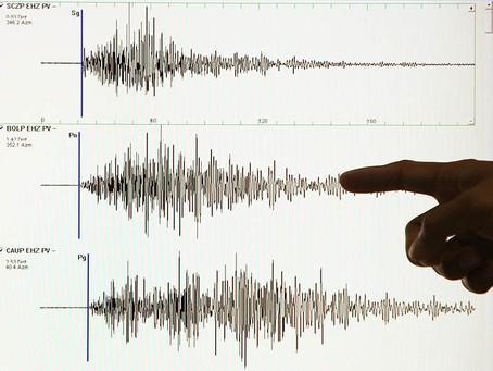 Sismo de magnitude 3,4 sentido na região de Lisboa