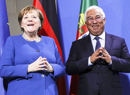 Costa reúne-se terça-feira com Merkel e PM da Eslovénia para preparar presidências da UE