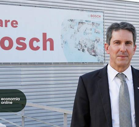 5G: Bosch e Universidade de Aveiro desenvolvem projeto num investimento 8,5ME até 2023