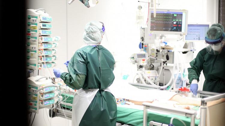 Médicos alemães e material clínico chegam quarta-feira a Portugal