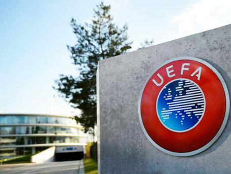 UEFA destina 775,5 milhões de euros para o desenvolvimento do futebol