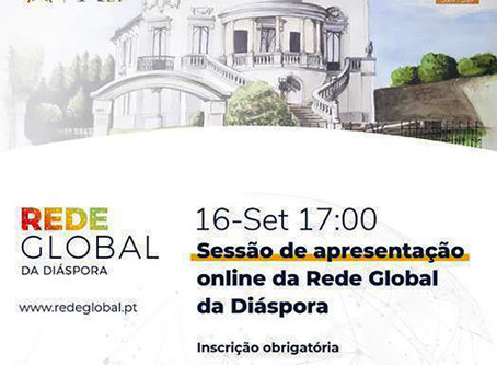 Lançamento da Rede Global da Diáspora