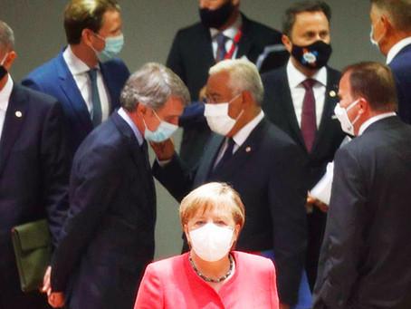 UE/Cimeira: Primeiro dia concluído, reunião retomada no sábado de manhã