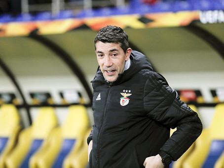 Covid-19: Benfica de regresso aos treinos em conjunto