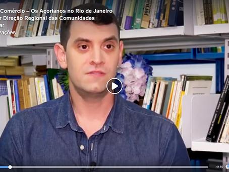 Imigração e Comércio - Os Açorianos no Rio de Janeiro