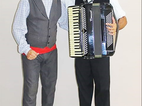 "José Geraldo, o ""Flamengo"""