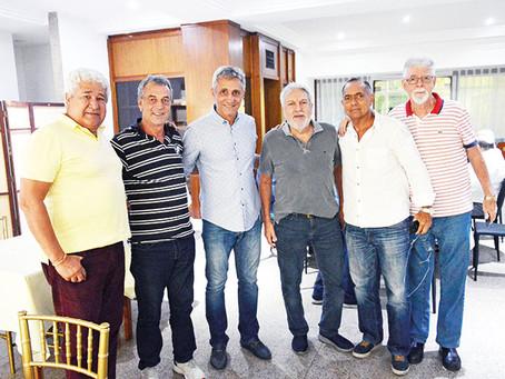 "Campelo celebra aniversario e apoio de Fred Lopes à chapa 'No Rumo Certo"""
