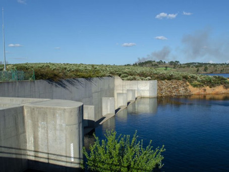 Governo aprova 30 projetos de segurança em barragens com 1,2 ME de apoio