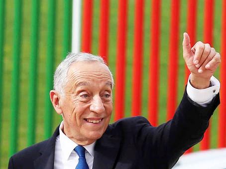 Presidenciais: Escrutínio encerrado, Marcelo reeleito com 60,70% dos votos
