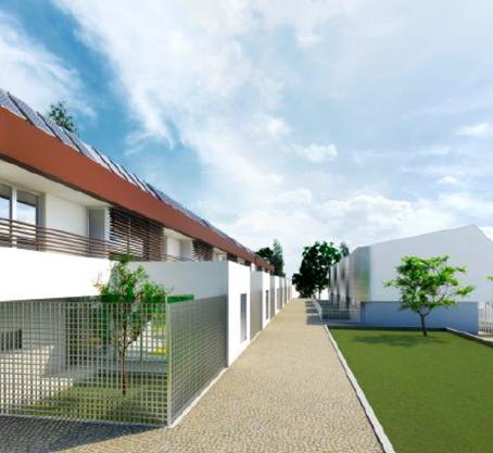 Gaia quer construir 2.019 casas de raiz para famílias carenciadas até 2026