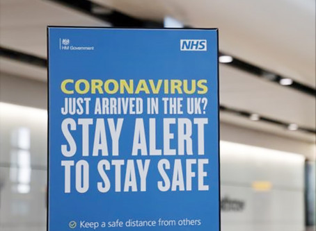 Covid-19: Londres mantém Portugal fora dos corredores de viagem com o Reino Unido