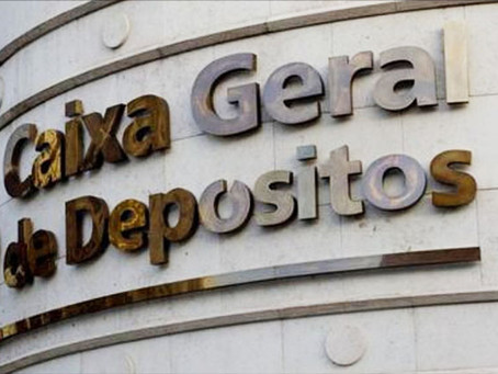 Lucros da Caixa Geral de Depósitos diminuem 41% no 1.º semestre