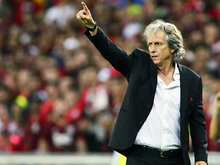 Jorge Jesus chega às 250 vitórias como treinador do Benfica