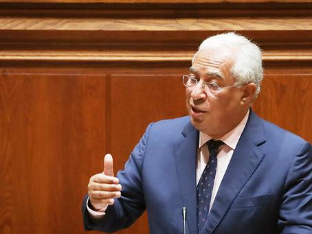 Estado da Nação: Portugal vai dispor de 57,9 mil milhões de euros até 2029 – Costa