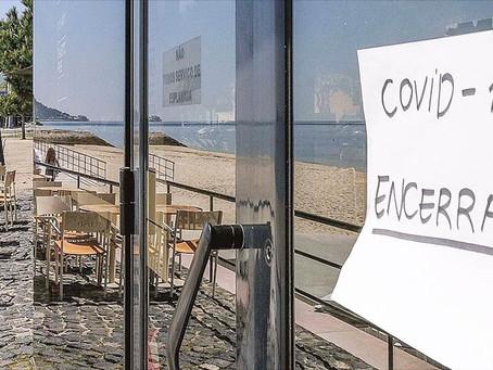 Covid-19: Estabelecimentos e espaços obrigados a encerrar às 00:00 de sexta-feira