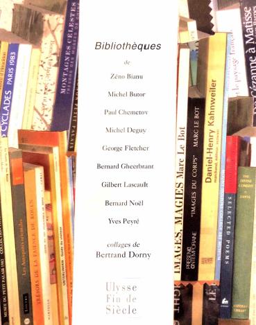 Bertrand Dorny   Bibliothèques